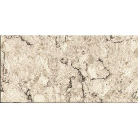 3 in quartz countertop in take home sle lg m003