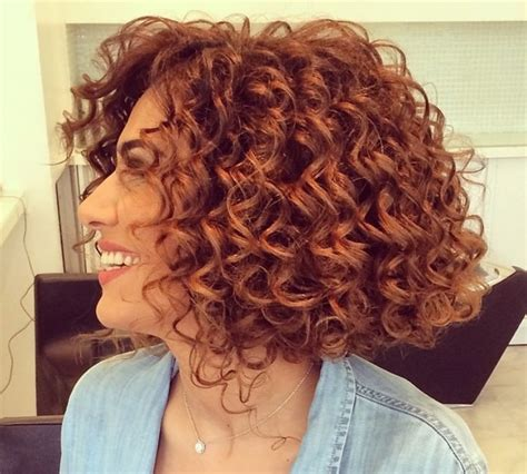 short permed stacked hairstyles stacked bob with perm short hairstyle 2013