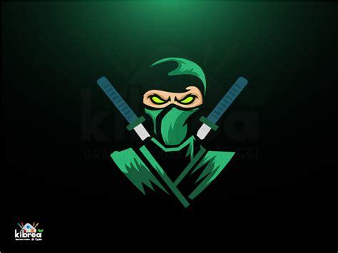 ninja  kibrea graphics  dribbble