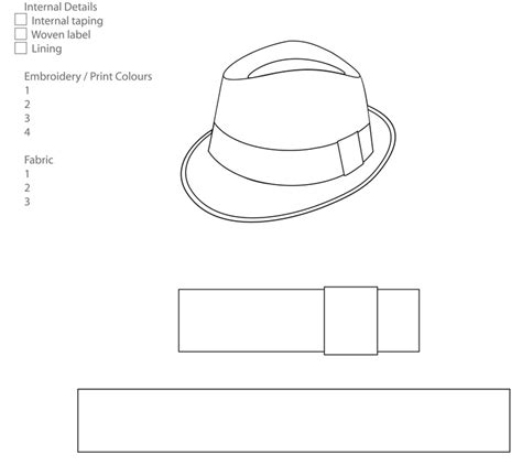 fedora hat template 15 best croquis drawing stuff images on