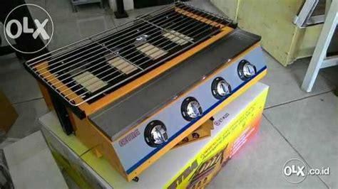 Panggangan Roti Merk Miyako kompor pemanggang berkah mesin