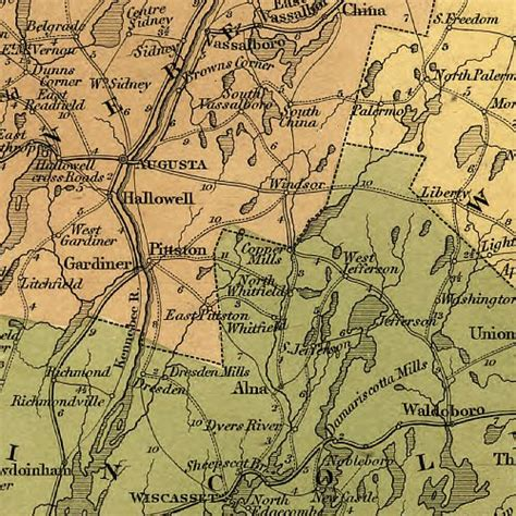 map of maine new hshire vermont massachusetts rhode island and connecticut world maine new hshire vermont massachusetts rhode island and connecticut 1839