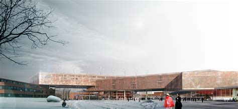 Contemporary House Plans alvar aalto campus otaniemi finland evolo