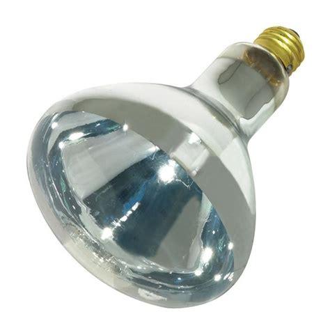 satco 250w heat l brand name heat l bulbs bulbamerica