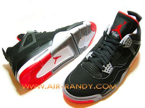 Nike Air Iv X Kaws Family Friends Sepatu Sneakers Pria Premiu Air Retro 4 Iv Black Cement Grey