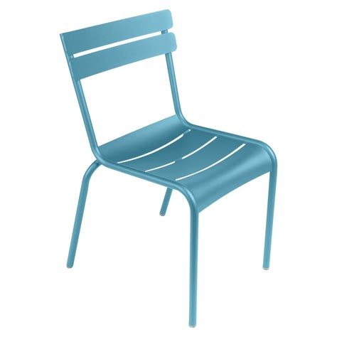 Lu Outdoor luxembourg chair metal chair outdoor furniture