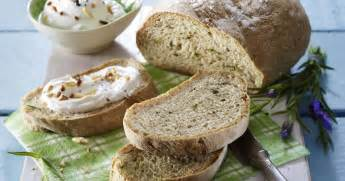 Beef Recipes For Dinner Party - lavender bread with almond dip lactose free recipesplus