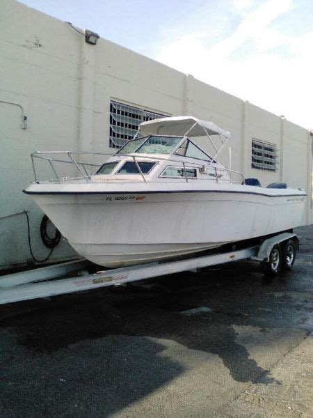 24 foot boats for sale grady white offshore 24 foot boats for sale