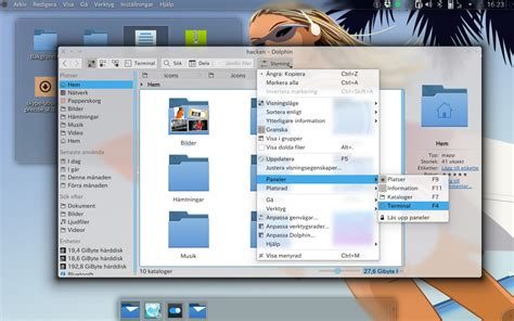 get new themes kde this kde designated new theme reminds of another os
