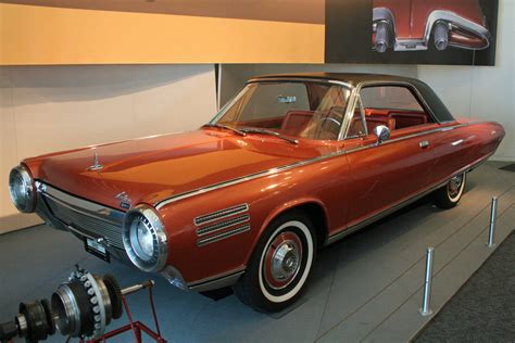 1963 Chrysler Turbine by 1963 Chrysler Turbine A Photo On Flickriver