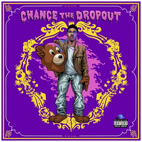 coloring book chance the rapper genius chance the dropout blends chance the rapper s vocals