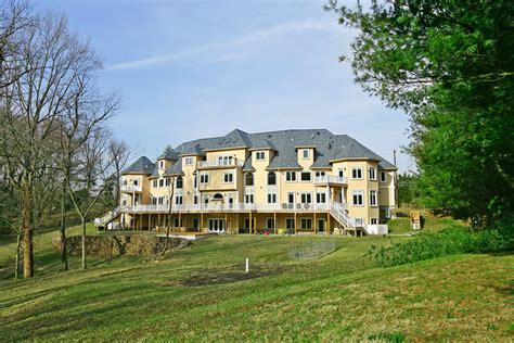 Unique Mega Mansion In Potomac Md Homes Of The Rich