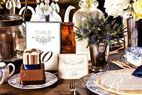Ralph Lauren Inspired Wedding Shoot   Wedding Decor