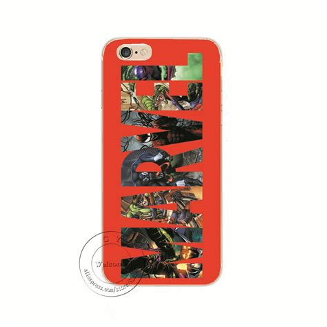 Squad Iphone 5c marvel logo cover for iphone 4 4s 5 5s se 5c 6 6s