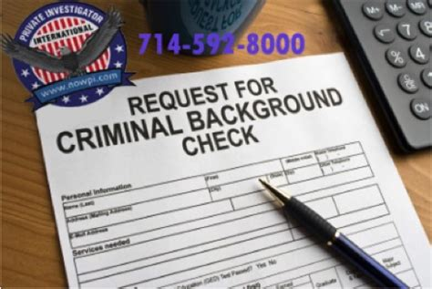 Check Criminal Record Orange County We Do Background Checks In Orange County California