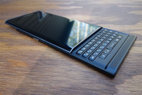 Prive Black by Blackberry Priv Review Maybe Blackberry Shouldn T Die