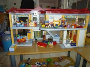 ma playmobil la fabrique de julie