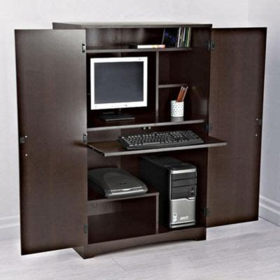 Computer Armoire Canada by Sauder 174 Computer Desk