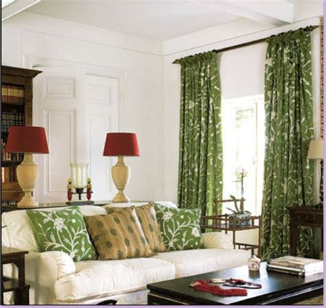 Living Room Curtains And Matching Pillows Relaxing Living Room Home