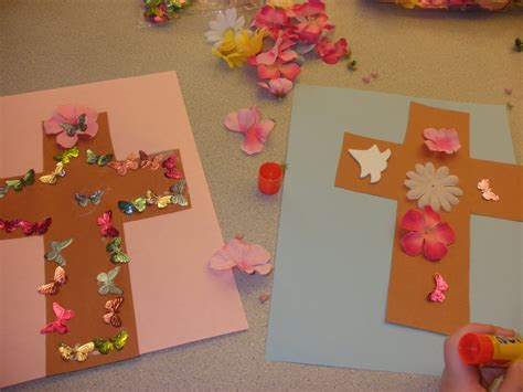easy religious crafts for easter crafts for religious find craft ideas