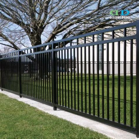 fence for sale galvanized safety steel stockade fence for sale buy galvanized fence steel fence
