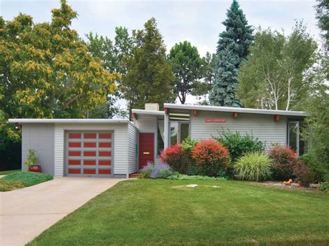 Eichler Home Floor Plans by Mod Digs Colorado Homes And Lifestyles May 2011