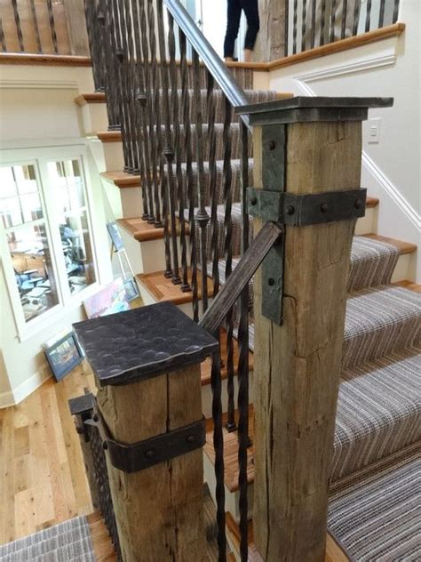 best home interior design stairs with wooden fence an exle of idea to angle the doorway to the deck and