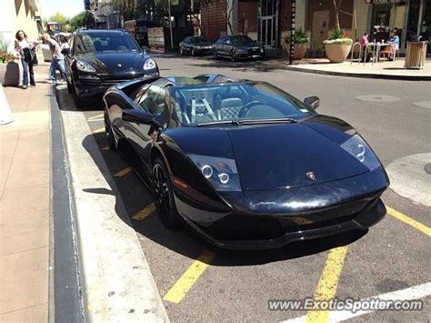 Lamborghini Az Lamborghini Murcielago Spotted In Scottsdale Arizona On