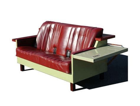 coolest couches quot cool quot couches made from recycled refrigerators blue ant