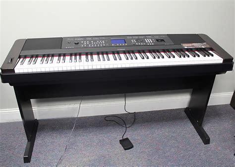 Yamaha Portable Grand Dgx 650b yamaha 88 key portable grand piano keyboard weighted dgx