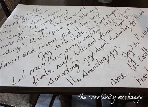 Paper Lyrics - creative gift wrap ideas for any occasion