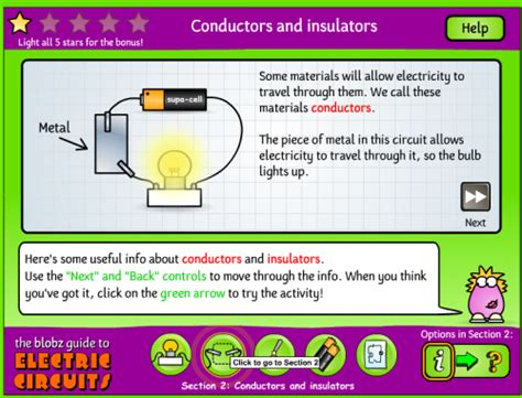 electrical circuits for children the blobz guide teach simple electronic circuits to children