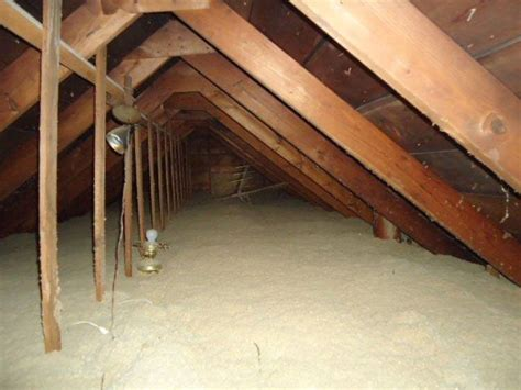 Attic Insulation Installation - attic insulation cellulose attic insulation installation