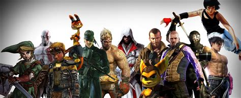 wallpaper game stores famous game heroes 4242201 4613x1883 all for desktop