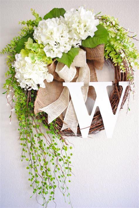 20 refreshing handmade spring wreaths 19 fresh looking handmade spring wreath designs