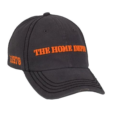 vintage twill hat 1301620 00 the home depot