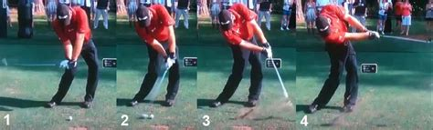 shoulder action in golf swing downswing