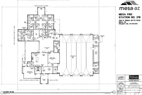 fire station floor plans january 2012 diary of a leed fire station