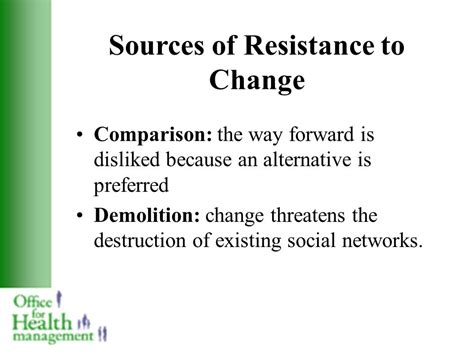 types of resistors to change types of resistors to change 28 images psy 126 week 12 organizational change culture