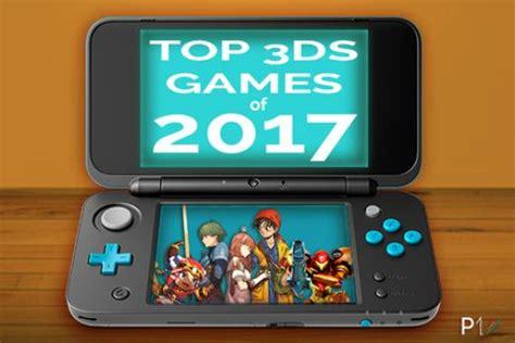 best nintendo 3ds best nintendo 3ds of 2017 player one