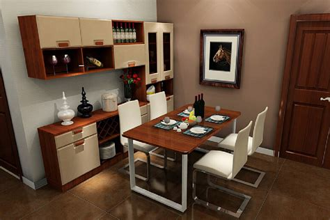 small dining room interior design image