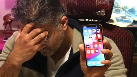 iphone xr has a serious problem