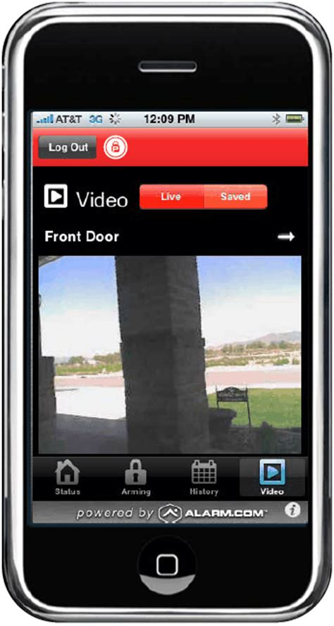 platinum protection announces home security iphone and