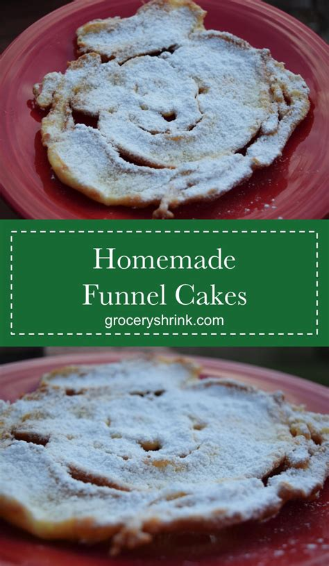 100 how do you make a funnel cake how to make