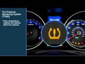 Hyundai Tpms Light 2016 Hyundai Elantra Gt Tpms