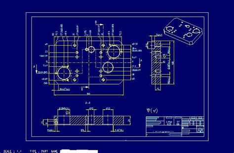 Drafting Drawers by Pro Design Services Cad Drawing And Drafting Services