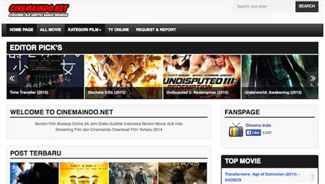 film streaming baru website streaming film gratis subtitle bahasa indonesia