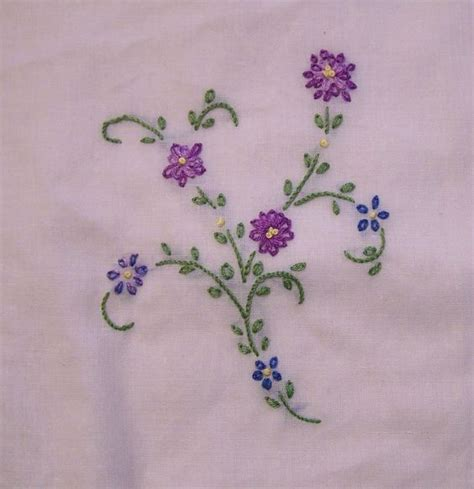 Free Handmade Embroidery Designs - embroidery stitches embroidery and embroidery