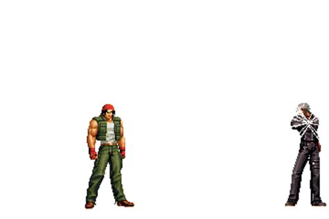imagenes con movimiento de king of fighter gifs animados de kof gifs animados