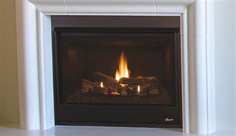 superior 40 quot efficient indoor direct vent gas fireplace